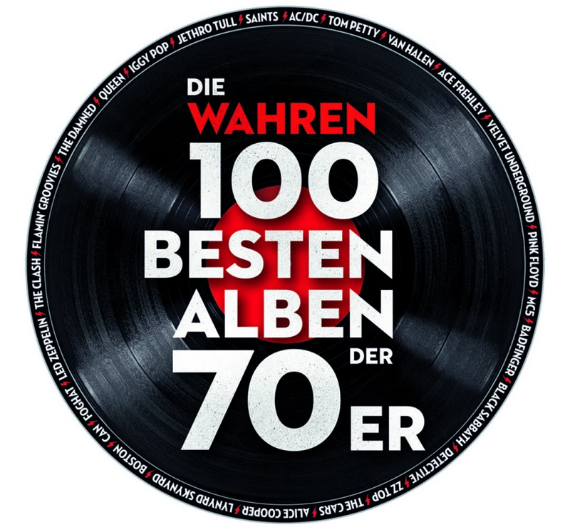 100 besten Alben der 70er