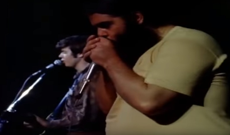 Canned Heat live