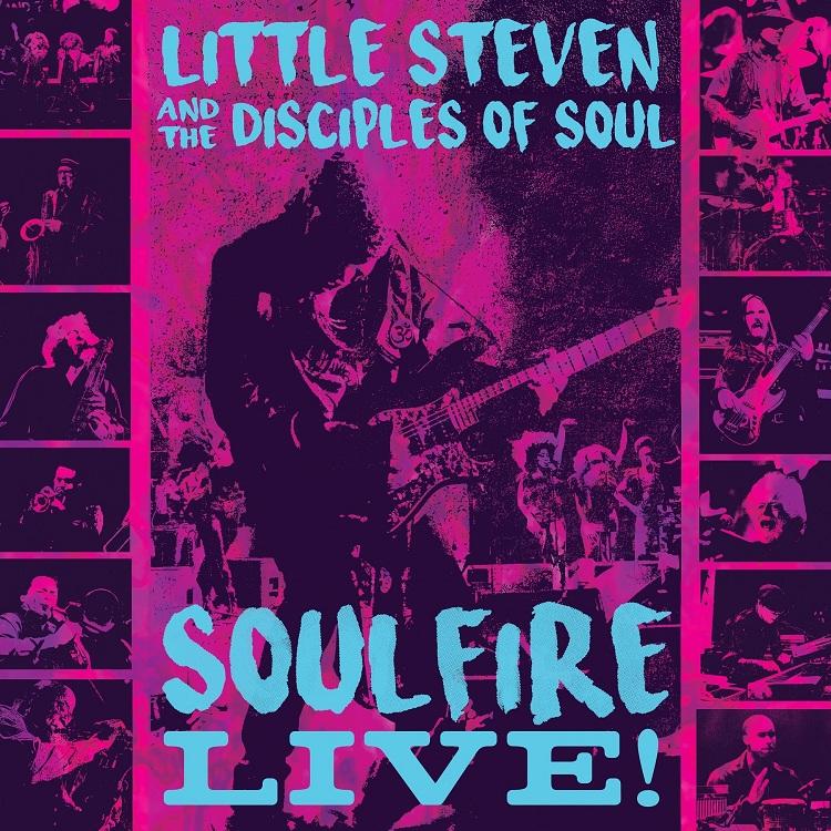 Little Steven Soulfire Live!