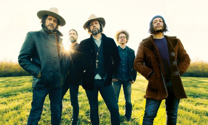 The Magpie Salute Album For The Wind