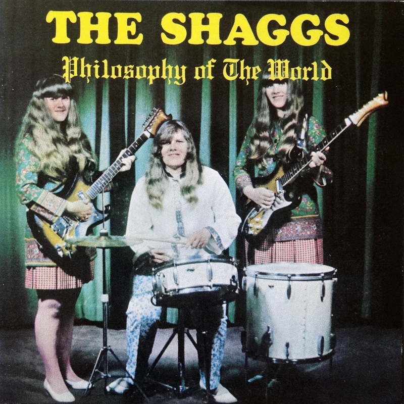 Skurriles Cover_shaggs-philosophy-ganz