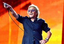 Roger Daltrey The Who