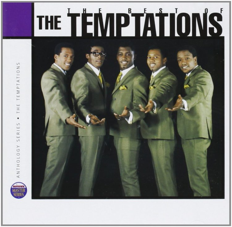 Best Of The Temptations