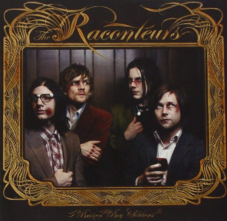 Raconteurs Broken Boys Soldiers