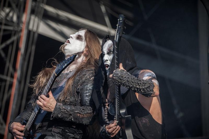Behemoth - Wacken 2018