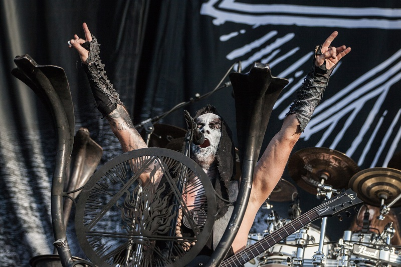 Behemoth - Wacken 2018