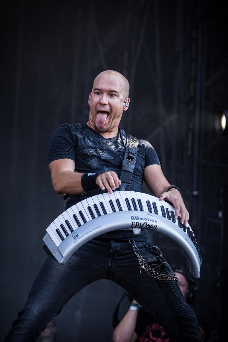 Epica - Wacken 2018
