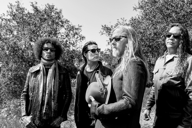 Alice in Chains Pressefoto