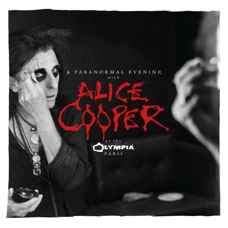Alice Cooper Olympia Paris