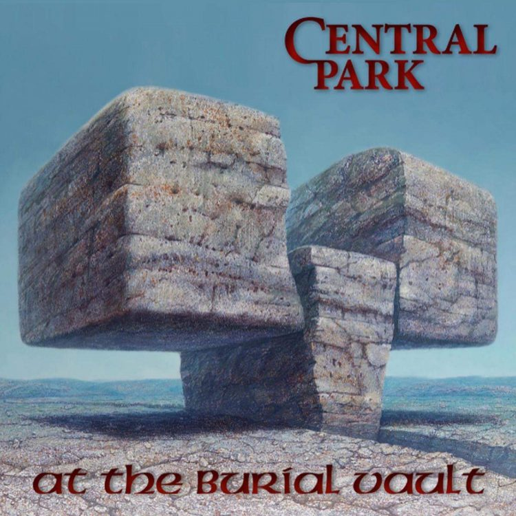 Central Park At The Burial Vault