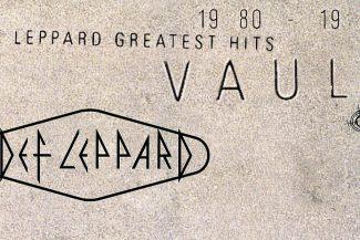 Def Leppard Vault