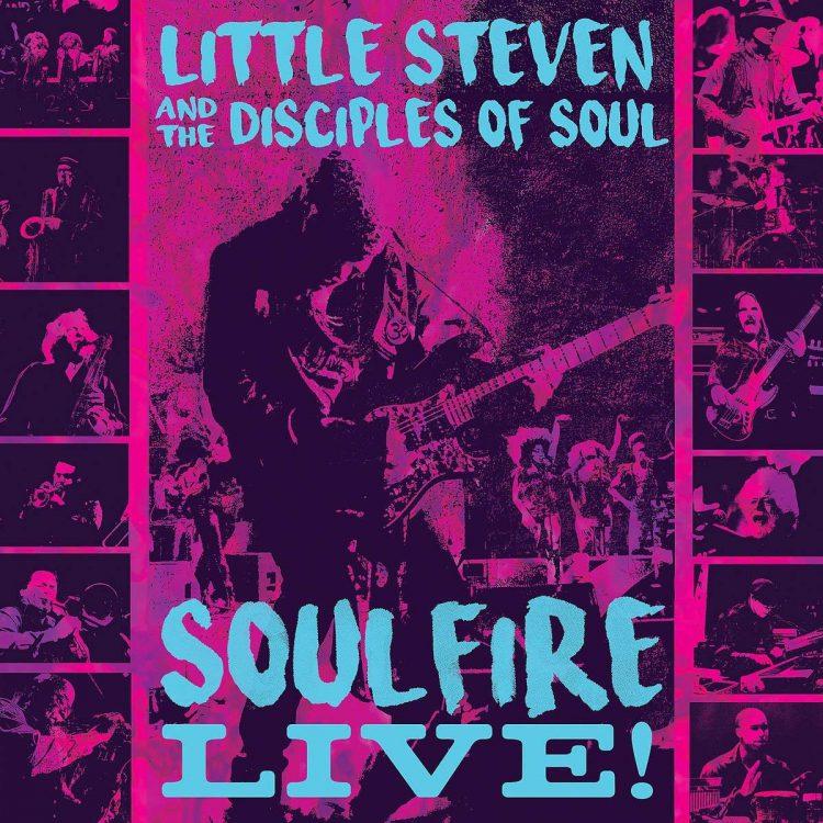 Little Steven Soulfire Live