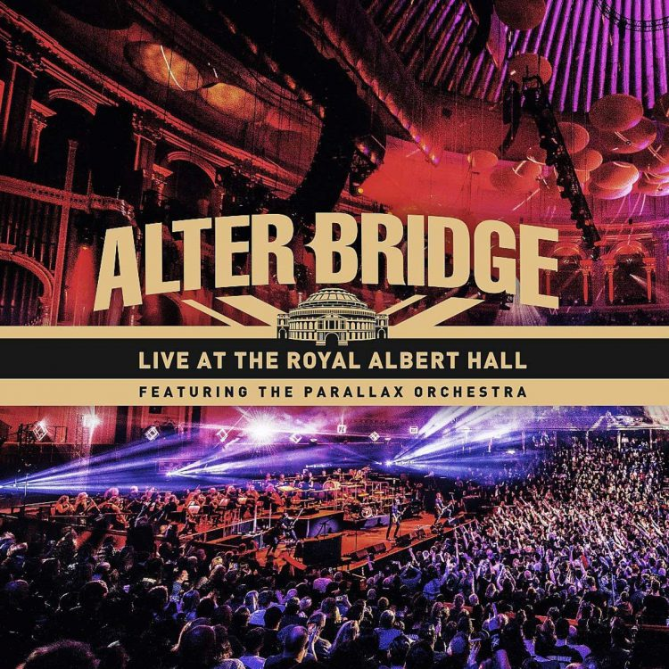 Alter Bridge Royal Albert Hall