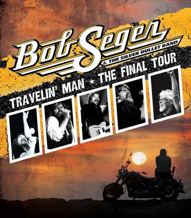 Bob Seger Travelin Man Abschiedstour
