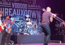 Dave Grohl und Trombone Shorty covern Nirvana In Bloom