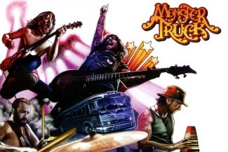 Monster Truck True Rockers