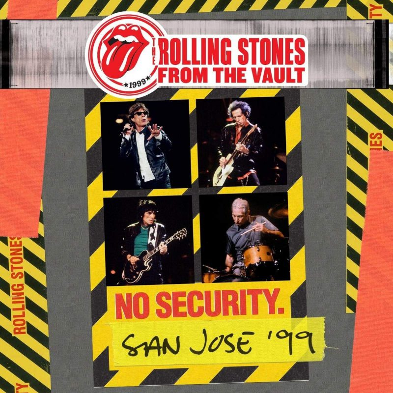 Rolling Stones From The Vault San Jose