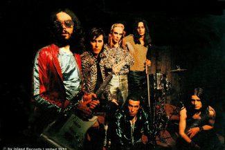 Roxy Music 1972 Virginia Plain