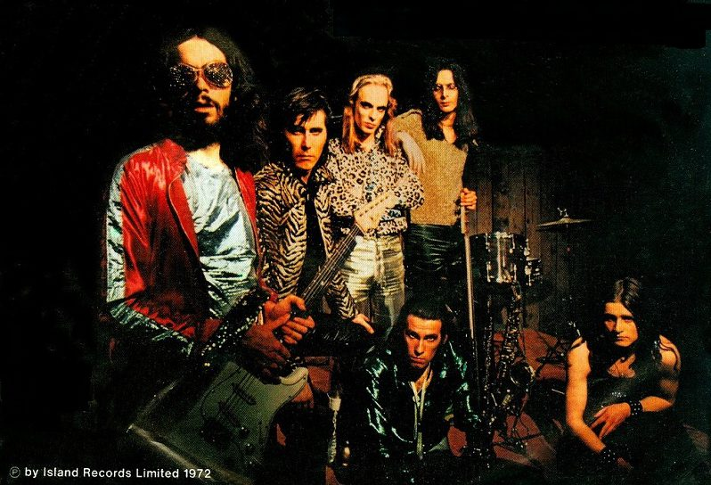 Roxy Music 1972 Virginia Plain