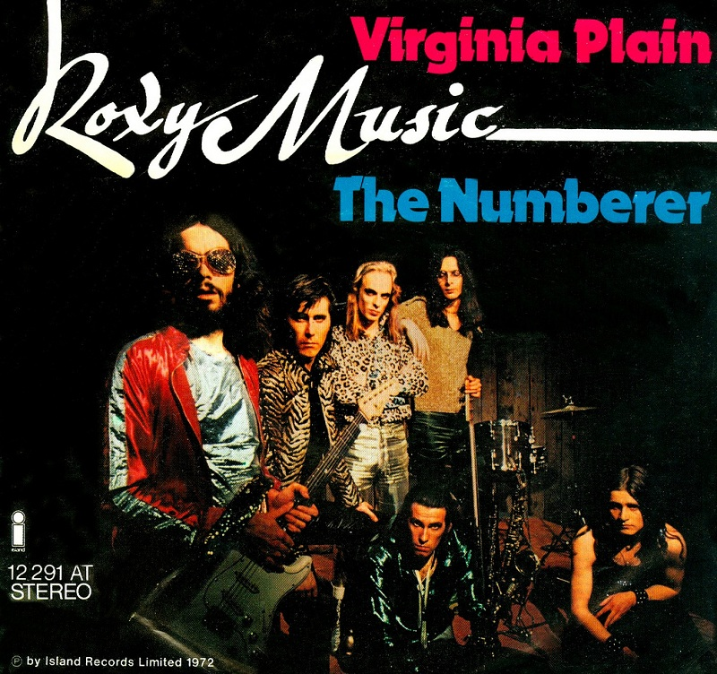 Roxy Music Virginia Plain