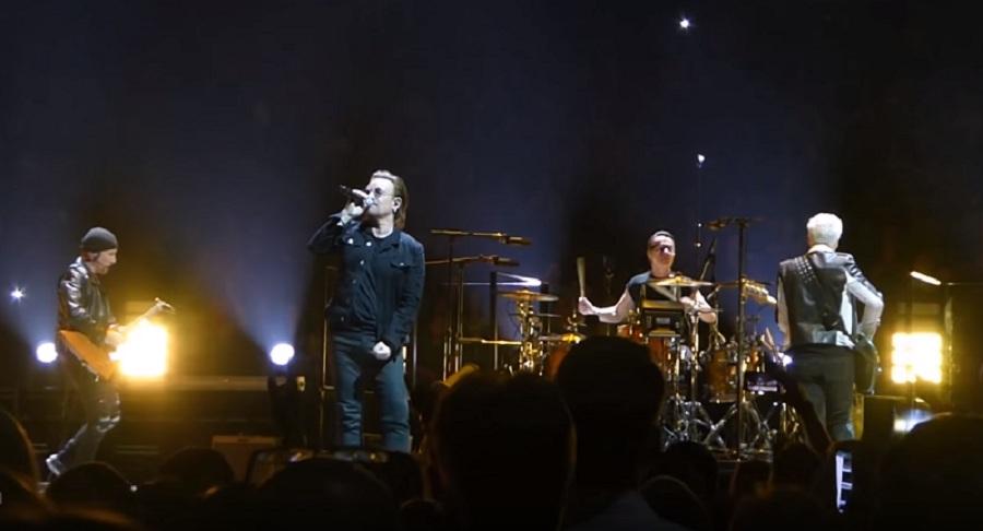 U2 brechen Berlin Konzert ab