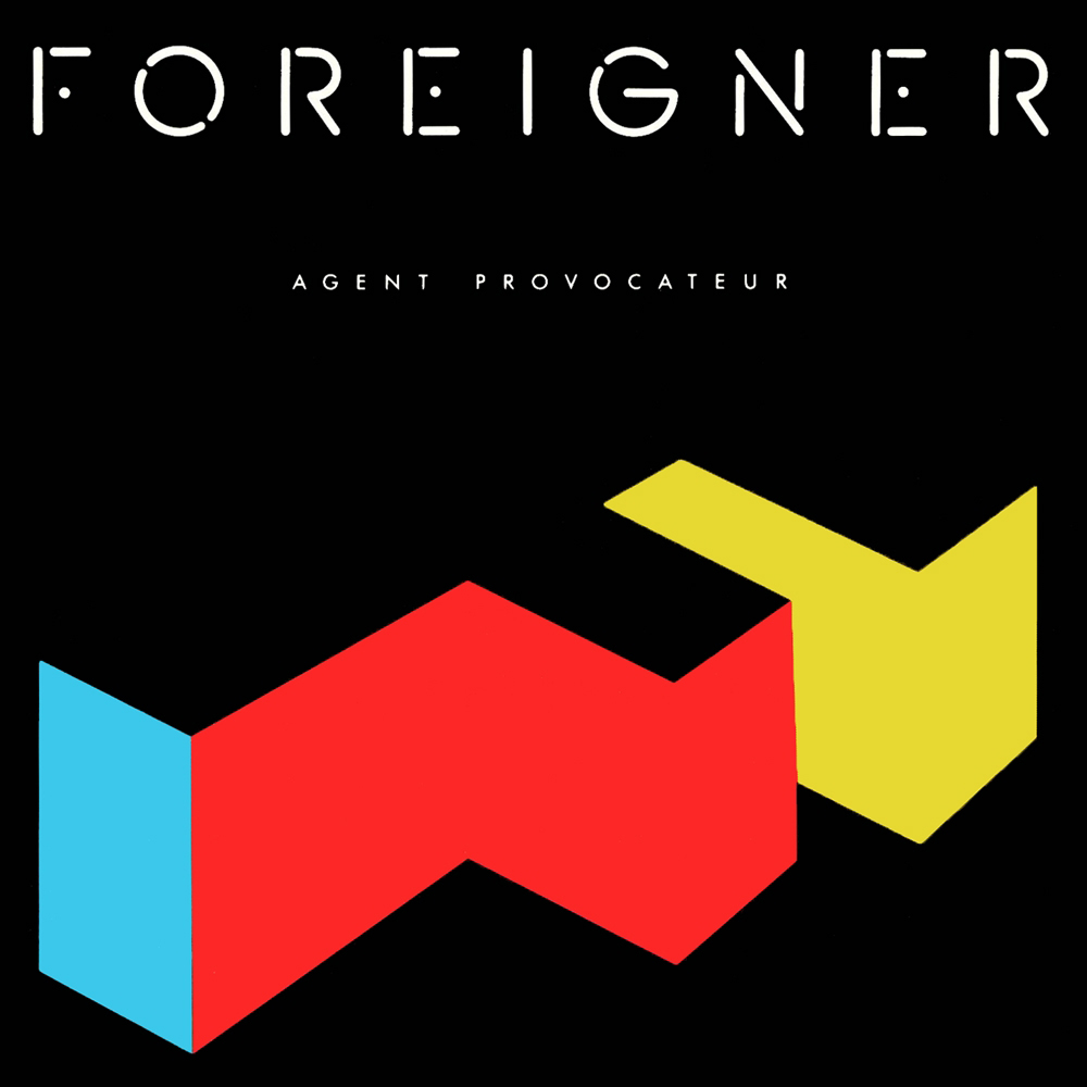 Foreigner---Agent-Provocateur