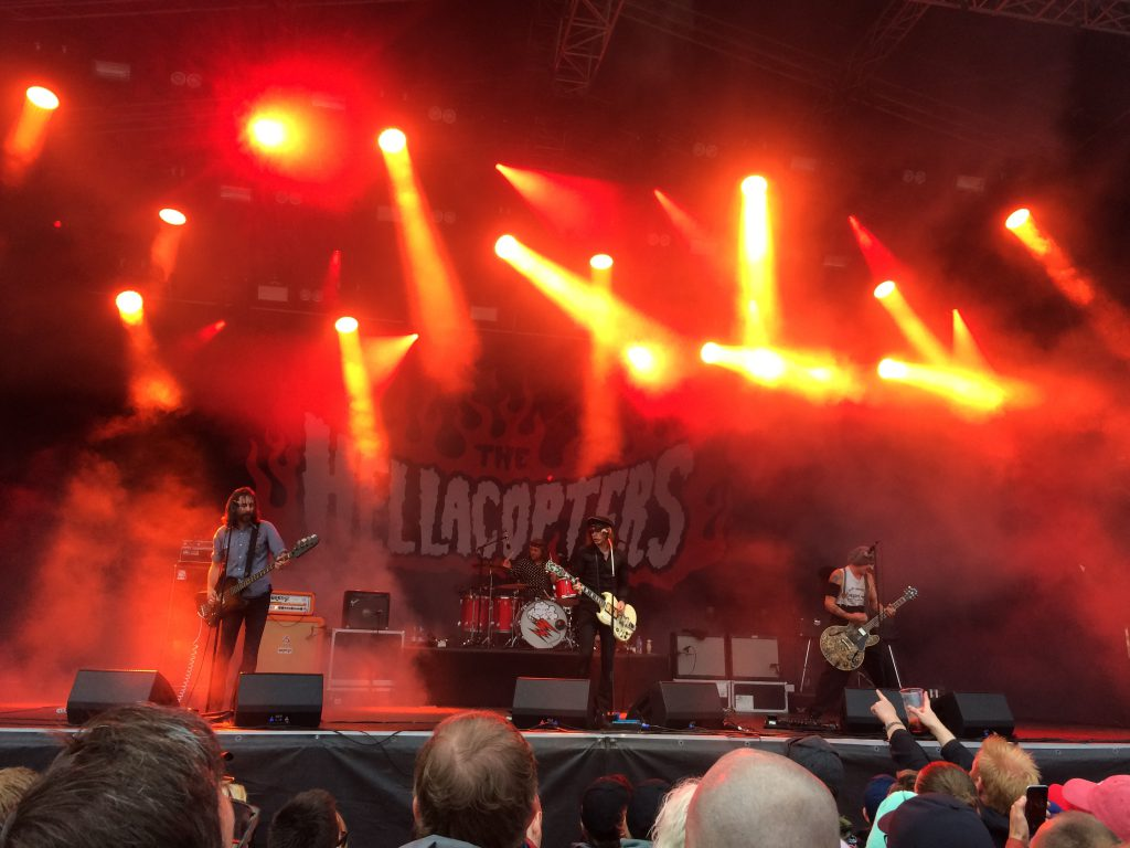 Buktafestival -Hellacopters