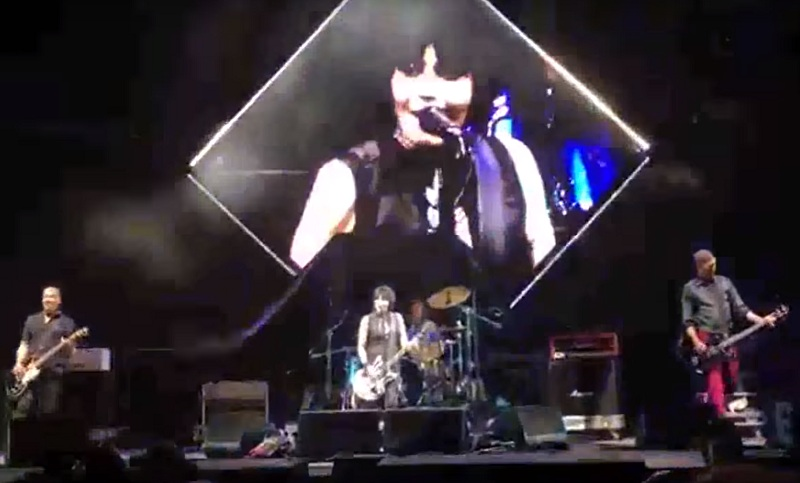 Nirvana Live Reunion Cal Jam