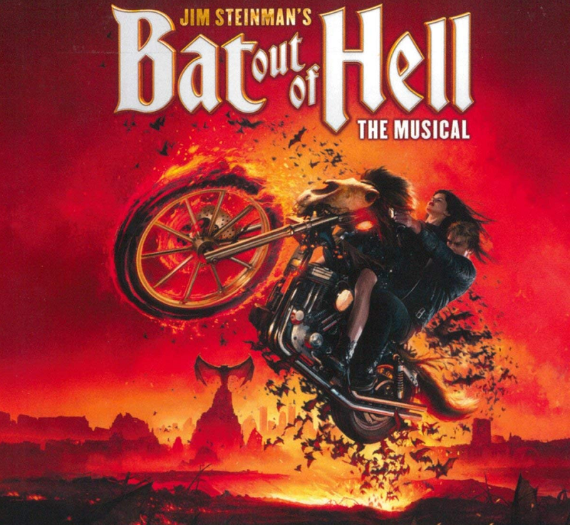 bat Out Of Hell Musical CD