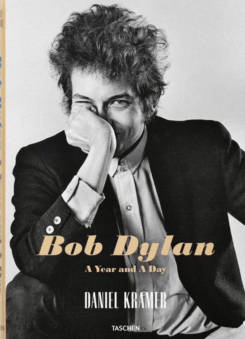 Daniel Kramer Bob Dylan A Year And A Day