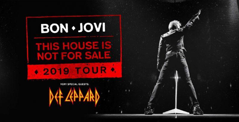 Bon Jovi Tour 2019