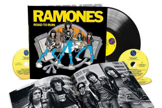 Ramones Road TO Ruin 40th Anniversary