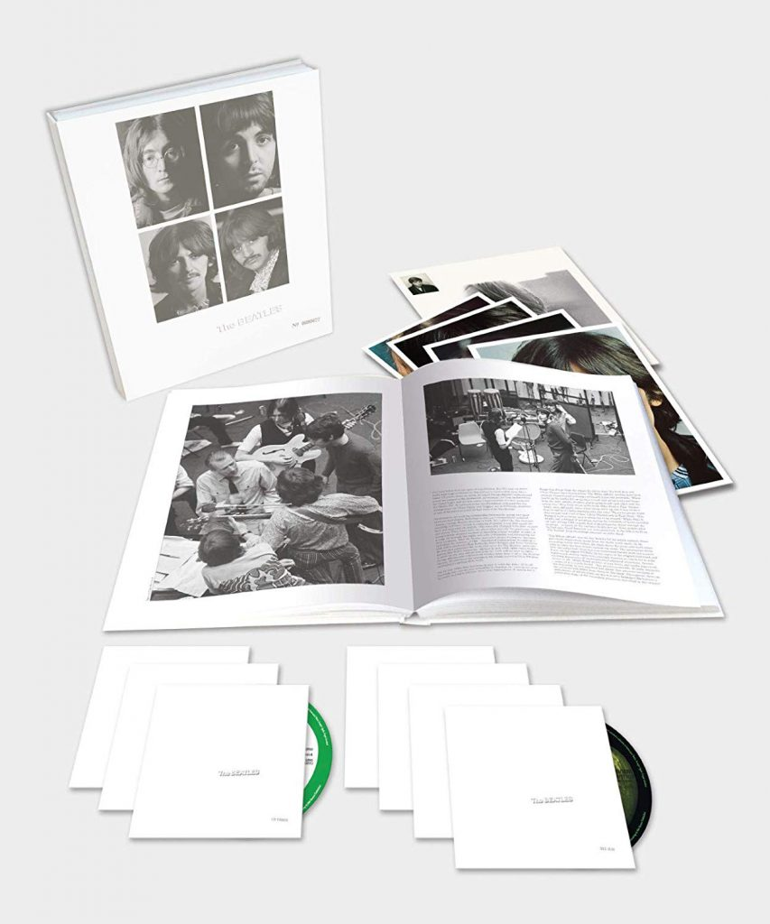The Beatles - White Album Neuauflage