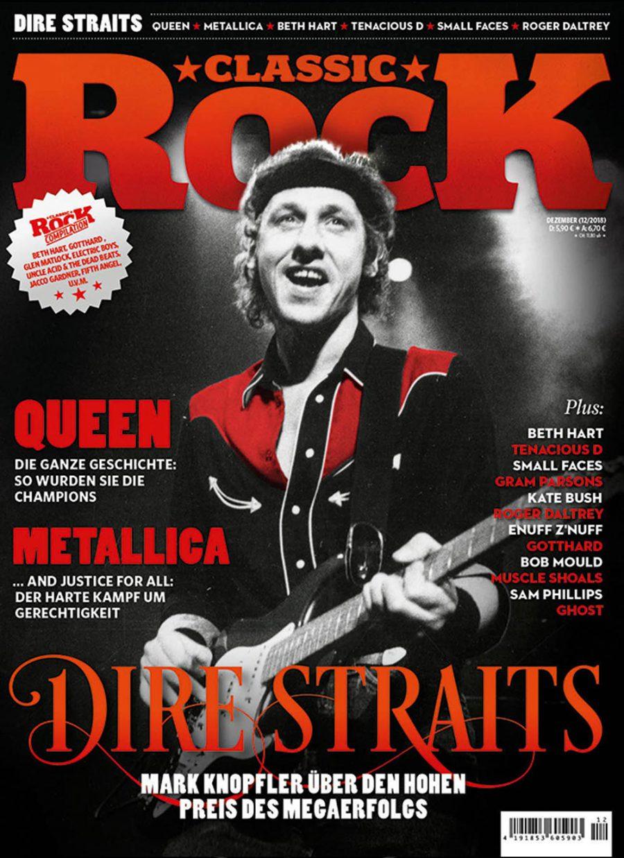Classic Rock Magazin Dire Straits