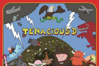 Tenacious D - POSTAPOCALYPTO