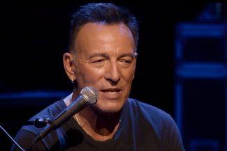 Bruce Springsteen On Broadway Trailer