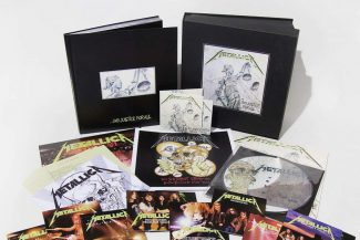 Metallica And Justice For All Deluxe