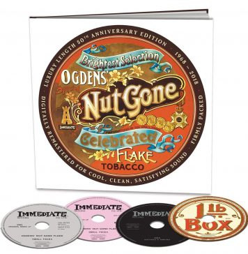 Small Faces Odgens Nut Flake