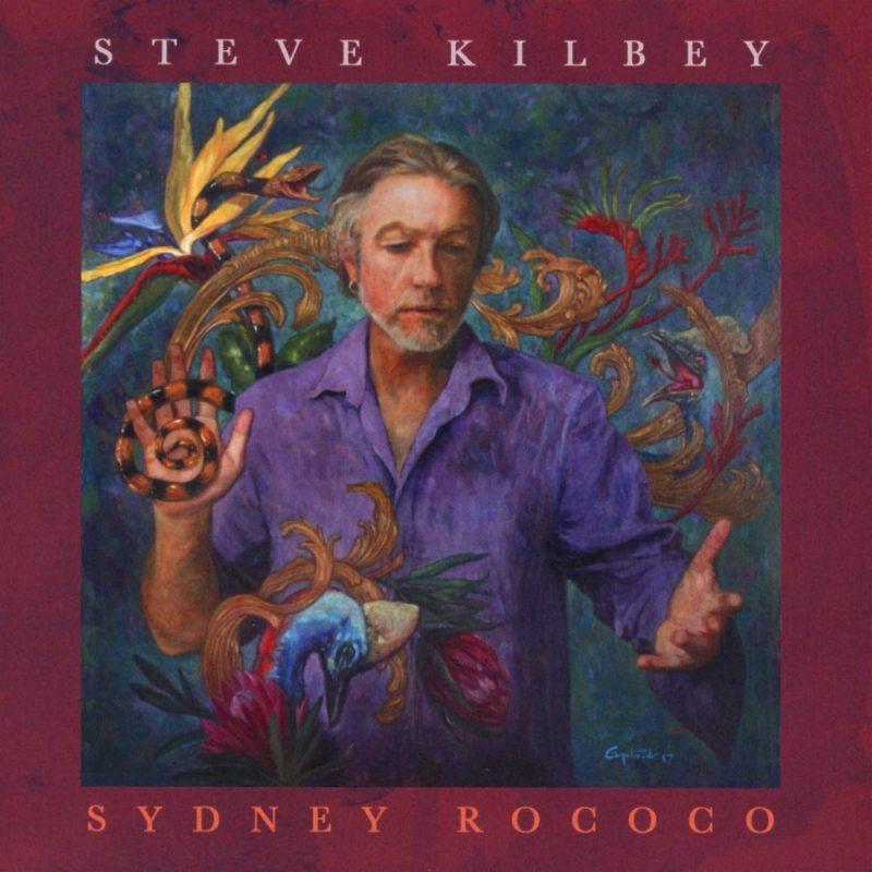 Steve Kilbey Sydney Rococo