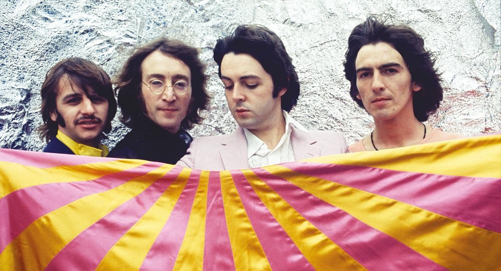 Beatles Weisses Album Interview