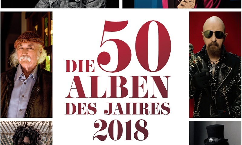 Die 50 besten Alben 2018