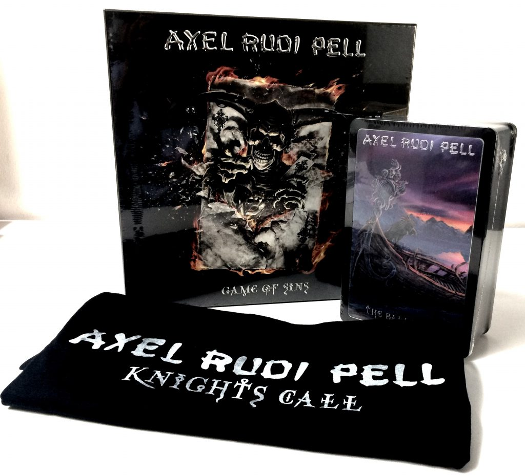 Axel Rudi Pell-Set