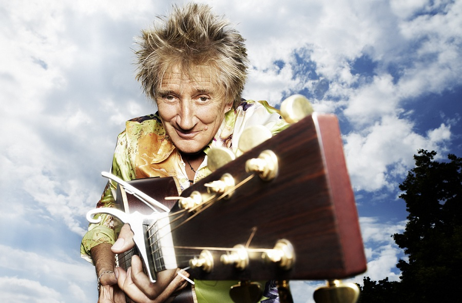 Interview Rod Stewart