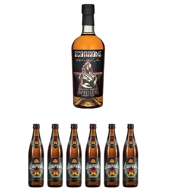 Scorpions Bier