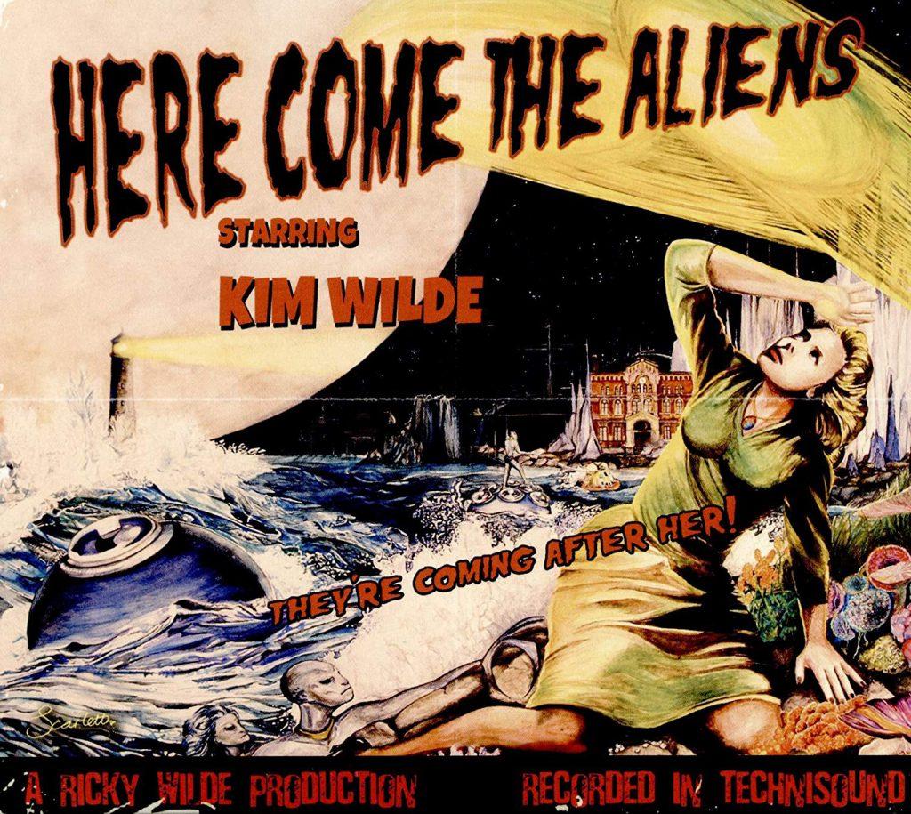 Gewinnspiel Kim Wilde Here Come The Aliens