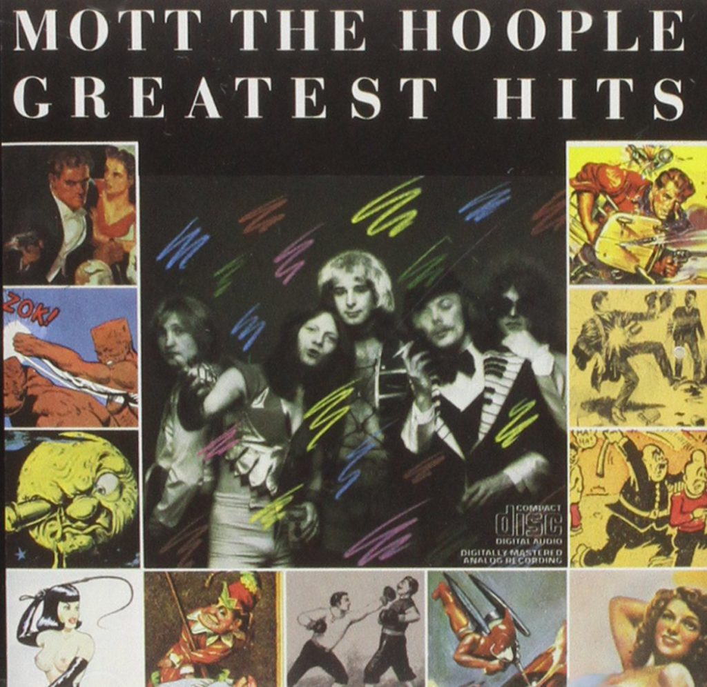 Mott The Hoople Greatest Hits