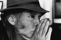 Neil Young Portrait