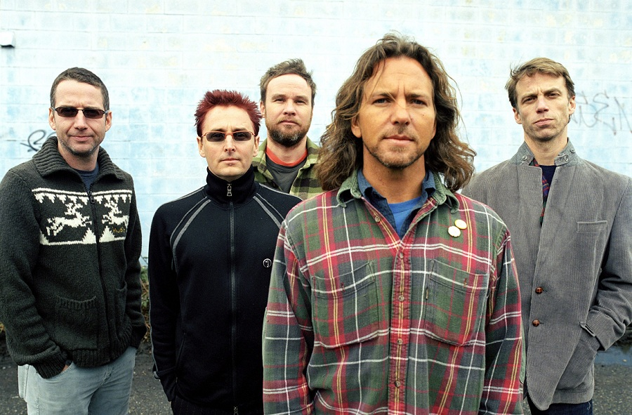 Pearl Jam Alben