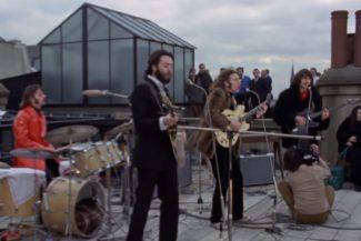 Beatles Rooftop Konzert