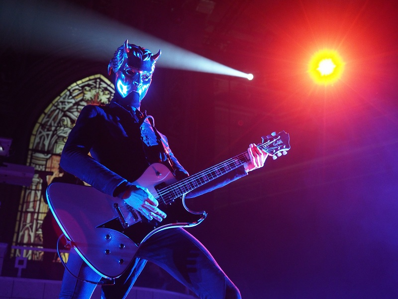 Ghost live in Stuttgart 2019